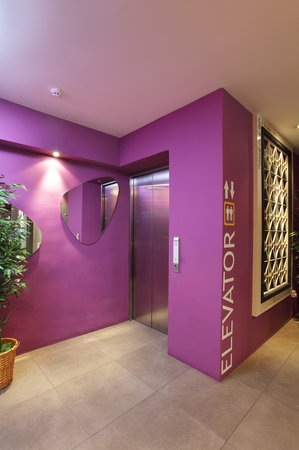 Bliss Boutique Hotel : Elevator