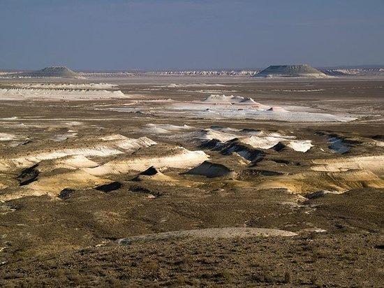 Kasachstan: ustyurt plateu