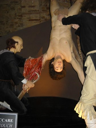 Medieval Criminal and Torture Museum: Museo della tortura