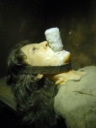 Museo della tortura - Picture of Medieval Criminal and Torture