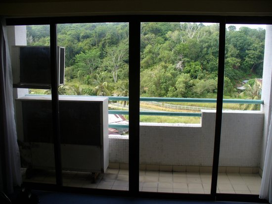 Jubilee Hotel: Uninteruppted panaramic vistas NOT
