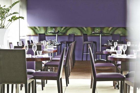 Novotel Montpellier: Restaurant