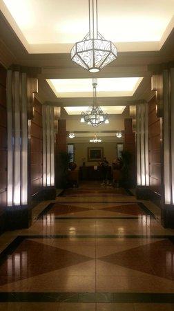 Hotel Monterey Lasoeur Osaka : HALLWAY