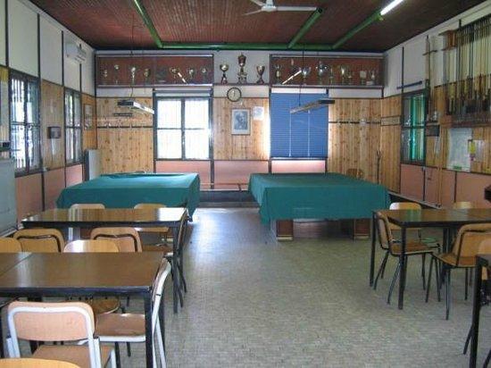 Photo of Italian Restaurant Circoli Bocciofila Caccialanza at Via Padova 91, Milan 20127, Italy
