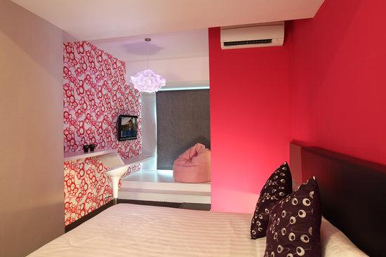 Bliss Boutique Hotel: Designer Boutique