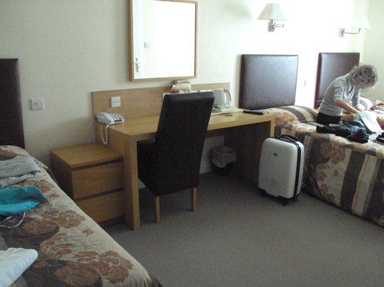 The Belvedere: habitación triple