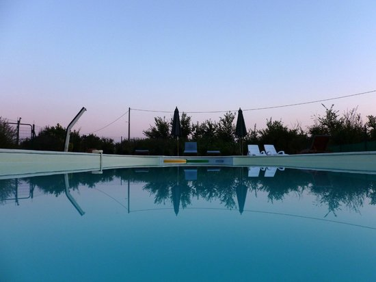 Les Petites Cigognes: pool