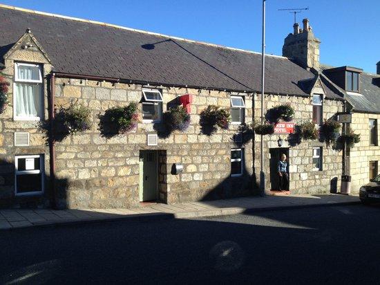 The New Inn: Great inn, great views