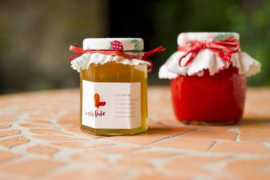 La Crisalide: Breakfast homemade