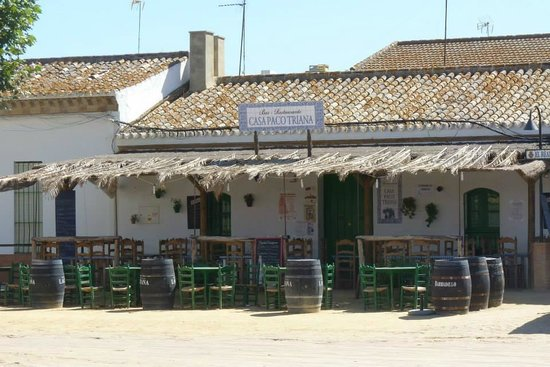 Restaurante Casa Paco Triana
