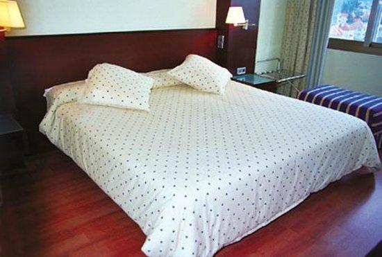 HLG Gran Hotel Samil: Habitación Gran Hotel HLG Samil