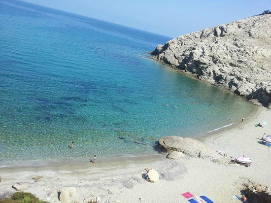 Hotel Alkyon : Spiaggia