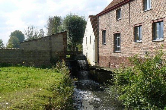Van Hauwermeirsmolen Watermill