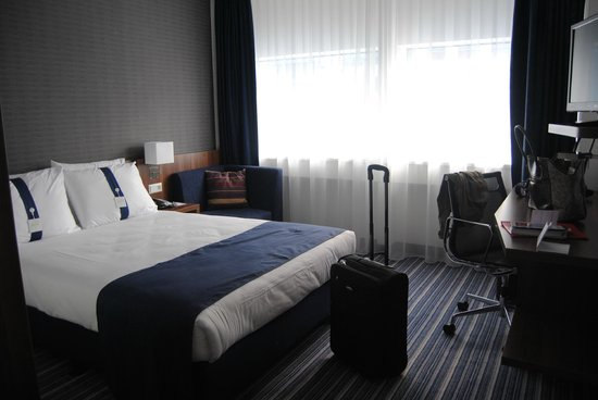 Holiday Inn Express Rotterdam - Central Station : camera