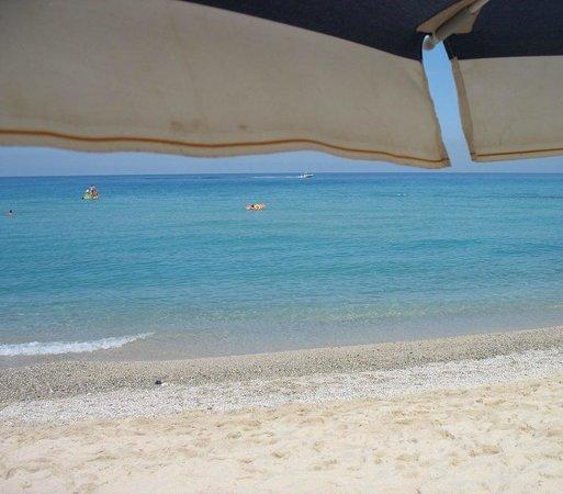 Cora Club Resort e Residence: mare e spiaggia