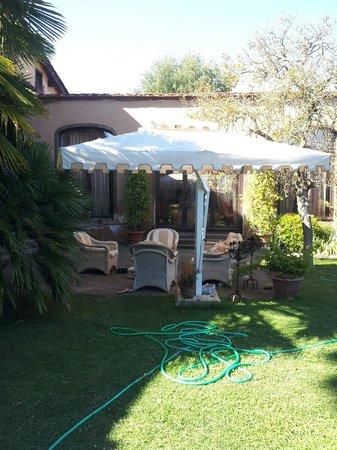 Casa Biancalana : Garden