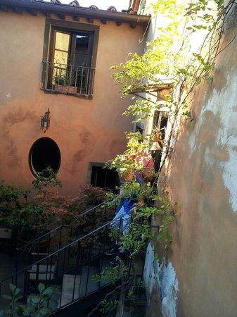 Casa Biancalana : Entrance