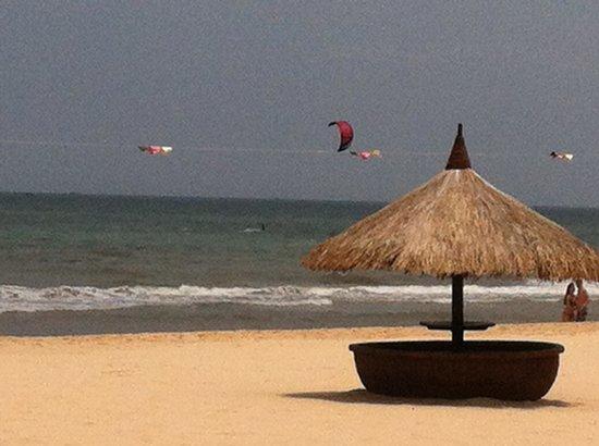 Cham Villas : наш пляж