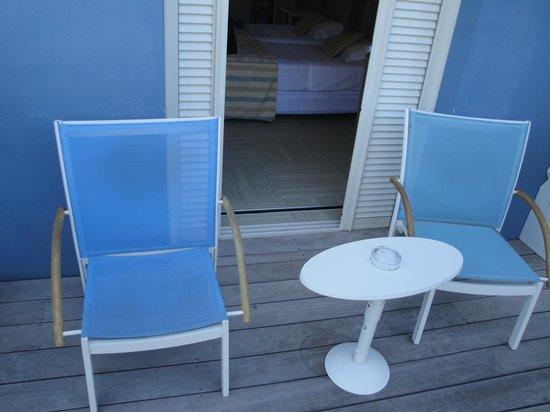 Best Western Santa Maria : veranda stanza da letto
