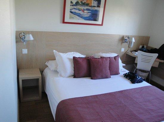 Best Western Hotel Alcyon : stanza da letto