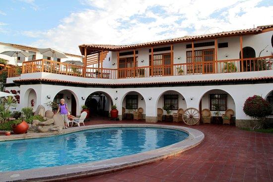 Hotel Don Agucho: Don Agucho Superbe.