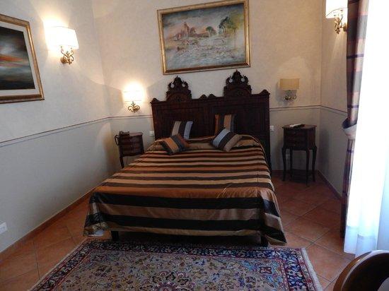 Trevispagna B&B: our room