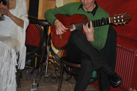 Bar Gansa: Flamenco