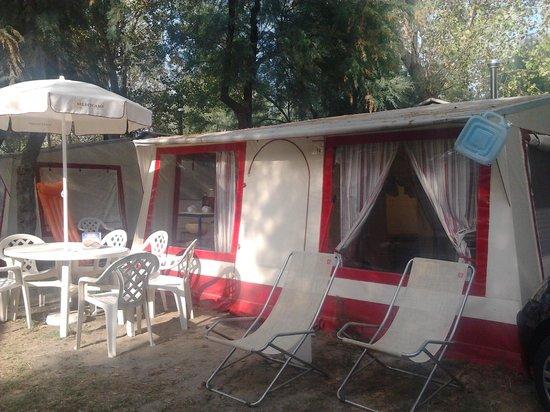 Camping Vigna sul Mar: Tenda a noleggio selectcamp