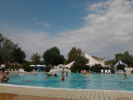 Camping Vigna sul Mar: la piscina