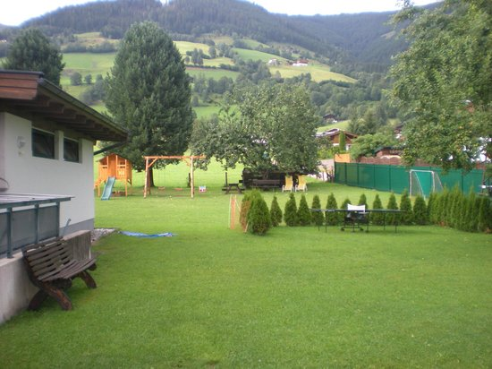 Gasthof Waidachhof: il giardino sul retro