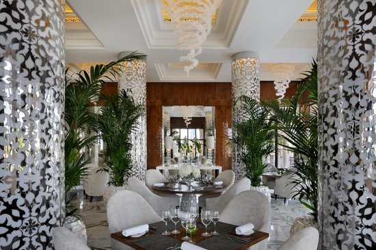 One&Only The Palm Dubai : ZEST, main dining room