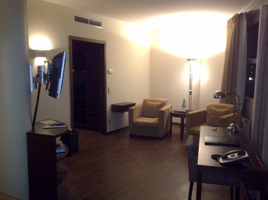 ABION Villa : View of the suite