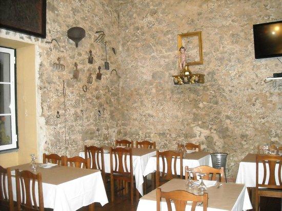 Restaurante Em Banho Maria: SALA DE REFEIÇÕES