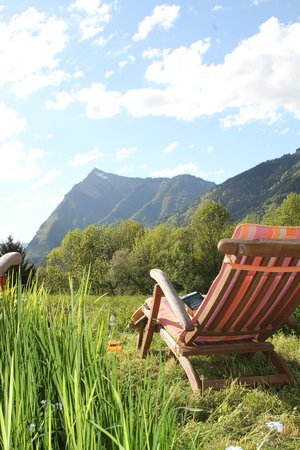 Reves de Montagne: Soak up the views