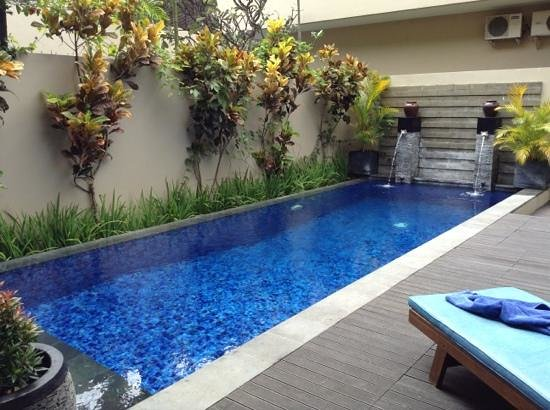‪‪Alam Warna‬: gorgeous pool‬