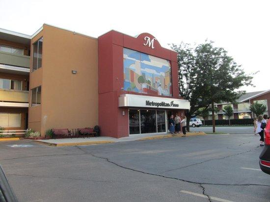 Metropolitan Inn: Esterno