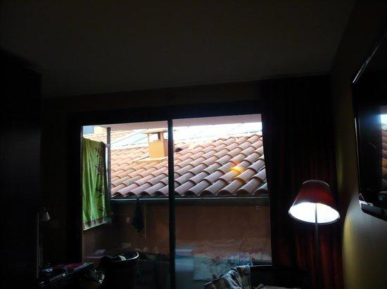 Eden Hotel & Spa: Vue de la chambre