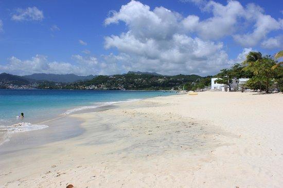 Spice Island Beach Resort: Grand Anse Beach