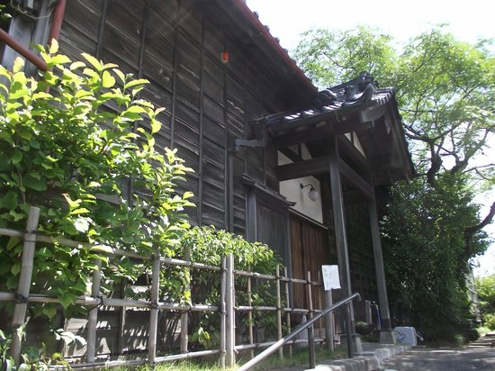 Inage: House Related to History of Chiba : 玄  関