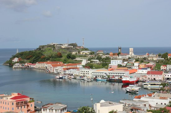 Spice Island Beach Resort: St. Georges