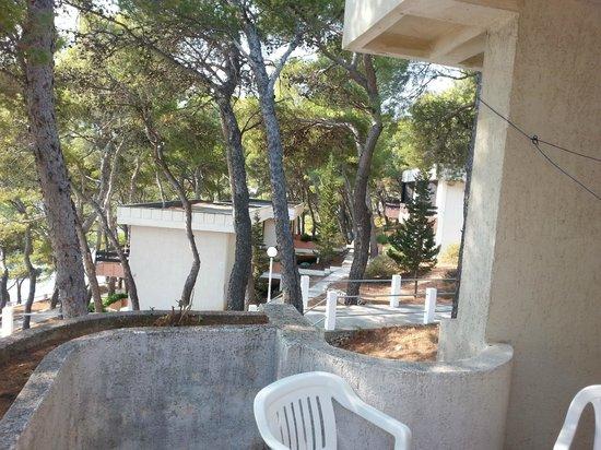 Adriatiq resort fontana balcone