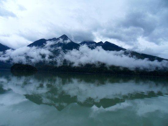 River Safari: on the boat