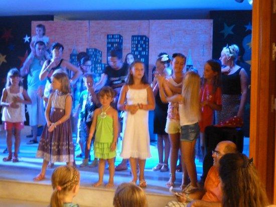 Mitsis Serita Beach Hotel : soire