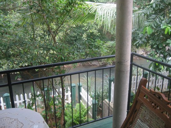 Kandy Guest House: Balcony view