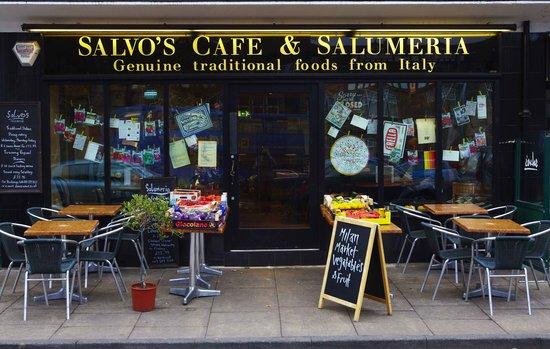 Salumeria Cafe & Deli Shop