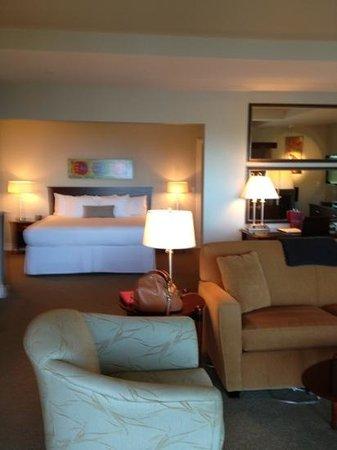 Whale Cove Inn: our room 203