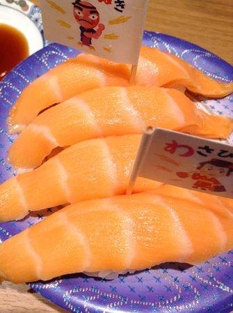 Kantaro, Otaru: サーモン