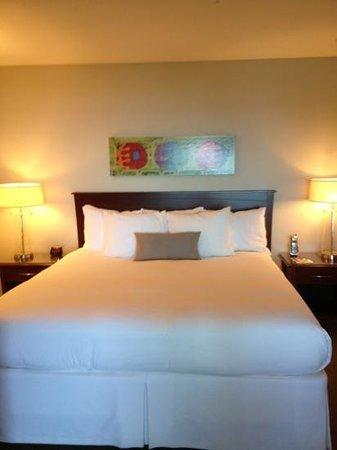 Whale Cove Inn: tempurpedic beds
