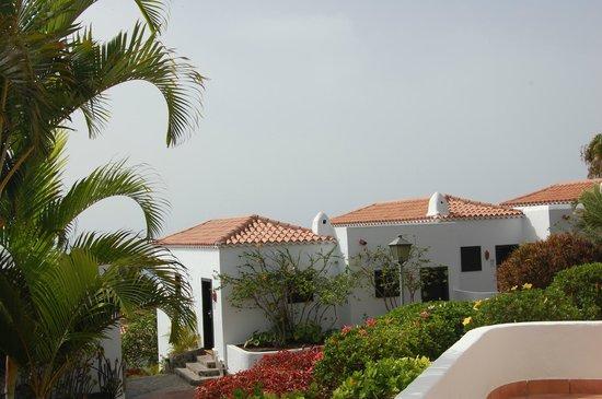 Hotel Jardin Tecina: Vista desde la habitación