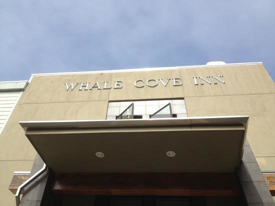 Whale Cove Inn : welcome